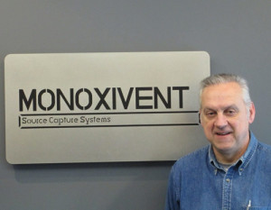 Scott Vander Wal is promoted to Industrial Sales Manager for Monoxivent